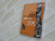 ALFRED HITCHCOCK'S - THE 39 STEPS - 1935 - REGION 4 PAL DVD - NEW SEALED