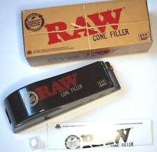 Raw CONE FILLER Shooter 1 1/4 size stopfmaschine 1er Alimentatore