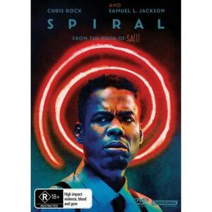 SPIRAL - From The Book Of SAW : NEW DVD