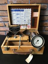 Speedy Moisture Tester Kit - with wood carry case - Ashworth Instruments