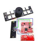WS2812B RGB 2/6/8 LED Strip Dual Modes 5V Buzzer For Arduino FPV RC Quadcopter
