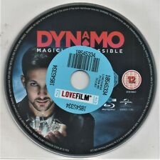 Dynamo Magician Impossible Series 3 Blu Ray