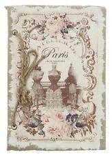 Clayre & Eef Notizbuch Parismotiv Tagebuch Vintage shabby  21x15cm Buch 51085