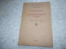 1952.Prosopologie.Myopsychothérapie faciale.Dugast-Rouillé (envoi)