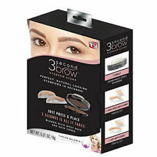 3 Second Brow Eyebrow Stamp Perfect Natural Looking Eye Brows in Seconds Water R