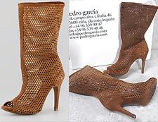 Pedro Garcia Sira open toe boot eu 37.5  7 B