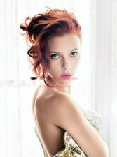 Hollywood Art Photo Poster: SCARLETT JOHANSSON Poster |24 inch by 36 inch| M