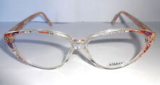 GLASSES VINTAGE MADE IN ITALY OCCHIALE VISTA UNISEX LUNETTES L'AMY ALINE FL 8263
