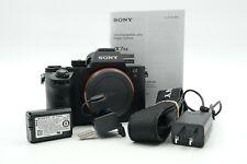 Sony Alpha a7R II 42.4MP Mirrorless Camera Body - Shutter Count 852