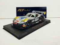 Slot Car Scalextric Fly 88004 Marcos Lm 600 #50 Belcar 2000 Di Driver / F. Turco