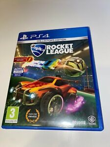 rocket leage collecters edition