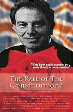 Rape of the Constitution?, , Good Condition Book, ISBN 0907845703