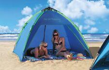 SHELTA UV PROTECTOR Pop-Up Beach Shelter Shade Sun Tent