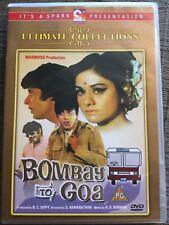 Bombay To Goa- Bollywood Dvd * Amitabh Bachchan Aruna irani Shatrughan Sinha