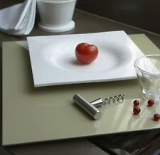 NEW! Ligne Roset MOON Square Plates COLLECTIBLE