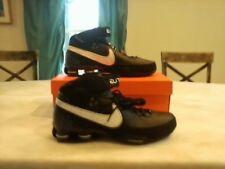 12a8ff3b52e Nike Shox Elite II TB (Family) Size 11 (Black White)