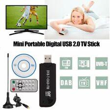 DVB-T+SDR+DAB Digital Tuner HDTV Antenna TV Stick Receiver For Home Family