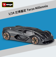 1:24 Bburago Lamborghini Terzo Millennio Die cast Metal Model Car New
