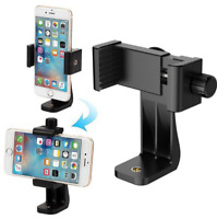 Universal Smartphone Tripod Adapter, Cell Phone Holder Mount Adapters for iPhone
