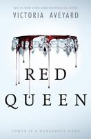 Red Queen Ser.: Red Queen by Victoria Aveyard (2016, Trade Paperback)