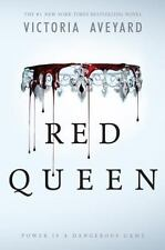 Red Queen: Power Is A Dangerous Game by Victoria Aveyard - BRAND NEW!