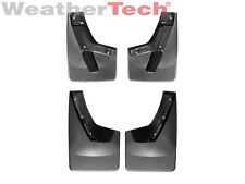 WeatherTech No-Drill MudFlaps for Cadillac Escalade - 2015-2019 - Front & Rear