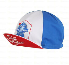 Brand New Pabst Blue Ribbon Beer Logo Road Fixed Cycling Bicycle Cap Hat