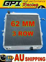 3 ROW aluminum radiator for toyota HILUX LN106 LN111 Diesel 88-98 AT/MT 89 90