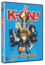 K-On! . The Complete Season 1 Collection . Anime . 4 DVD . NEU . OVP