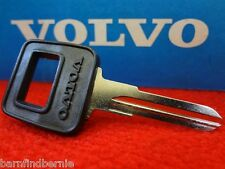 NEW Genuine Volvo OEM Steel Master Key for 240 Sedan or Wagon DL GL 1986-1993