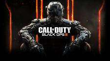 Call Of Duty THE GIANT Black Ops 3 Zombie Art Silk Poster Room Decor 24x36inch