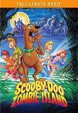 Scooby-Doo on Zombie Island (DVD, 2014, 2-Disc Set)