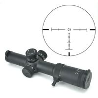 Toten 2019 1-8x26 FFP Rifle scope Military Tactical Hunting First  Focal  Plane