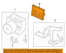 GM OEM Anti-lock Brakes-Control Module 25802683
