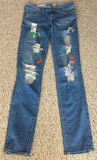 Anthropologie Pilcro Fit/Stet Jeans Size 26