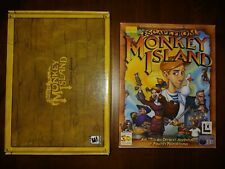 Escape/Tales from Monkey Island Bundle Deluxe Edition Big Box PC GAME LUCAS ART