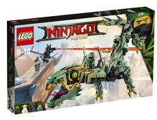 Lego The Ninjago Movie Green Ninja Mech Dragon (70612)
