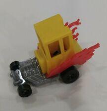 Mattel Hot Wheels Zowee Dragster Car Light My Fire 4929 Flames