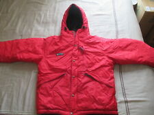 RARE Vintage WILDERNESS EXPERIENCE ULTIMATE PARKA Mountaineering/Climbing Coat