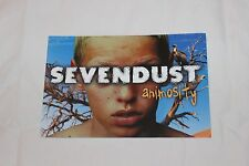 SEVENDUST Promo Postcard-ANIMOSITY