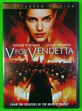 V For Vendetta DVD DC Comics Vertigo Alan Moore David Lloyd