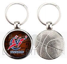 WASHINGTON WIZARDS MOD. 2 NBA BASKETBALL KEYRING-KEYCHAIN-PORTACHIAVI-LLAVERO