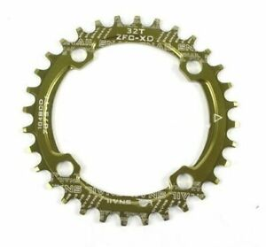 SNAIL MTB XC Bike Single Narrow Wide Chainring Round Oval BCD 96/104mm 30-42T