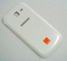 Samsung Galaxy Trend GT-S7392 S7390 Akkudeckel Rückschale Deckel Back Cover Weiß