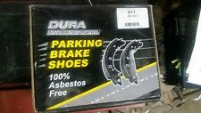 NEW Parking Brake Shoe Rear BS811 Dura International 2004 Ford Expedition