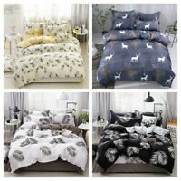 2/3pcs Duvet Cover Set For Comforter Twin Queen King Size Bedding Set Pillowcase