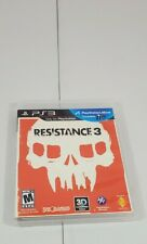 Resistance 3 (PS3) Used - Very Good Condition