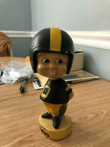 1970's PITTSBURGH STEELERS  BOBBLE HEAD  NODDER