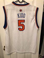 Jason Kidd New York Knicks Adidas Jersey De La Juventud talla XL