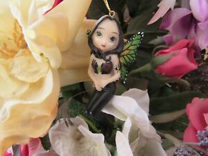 JASMINE BECKET GRIFFITH Strangeling BUMBLE BEE TATTOO FAIRY FIGURINE ORNAMENT